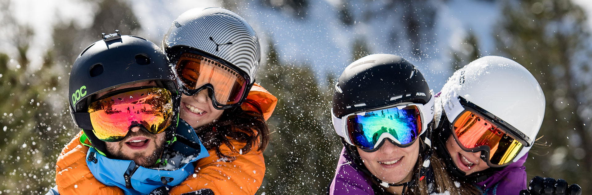 family winter holidays grandvalira soldeu hotel
